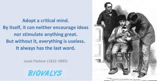 Louis Pasteur and Rabies Vaccine