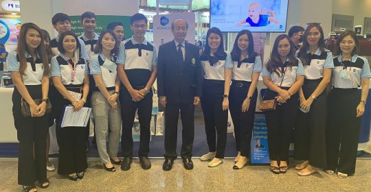 Biovalys participated in the 24th Annual meeting of Pediatric Infectious Disease Society of Thailand (PIDST) on September 16th – 18th October 2020, at PEACH Pattaya Exhibition and Convention Hall, Royal Cliff Hotels Group, Chonburi.